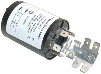 Filtro antidisturdo + para terminal Lavadora condensador Ariston ...
