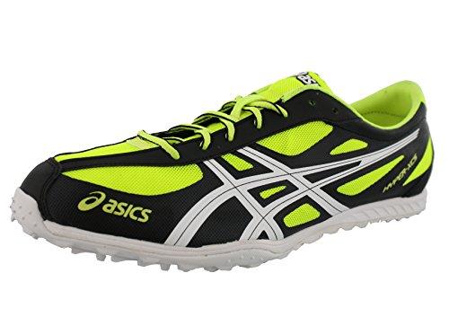 UPC 885681571601, ASICS Men's Hyper XCS Cross-Country Shoe,Electric Lemon/White/Onyx,13 M US