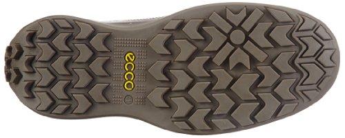 Ecco Roxton 532044-58190 - Botas para hombre Gris (Grigio (Grau (DARK CLAY/WARM GREY/TITANIUM)))
