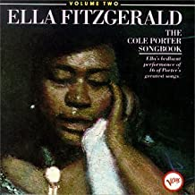 The Cole Porter Songbook, Vol. 2 by Ella Fitzgerald (1990-05-03)