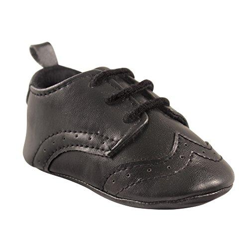 Luvable Friends Wingtip Dress Shoe