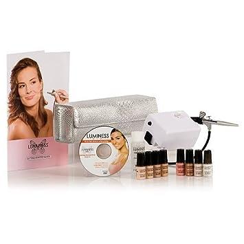 Amazoncom Luminess Air Premium System Fair Makeup Tool Sets
