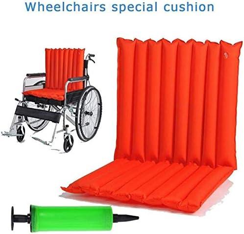 VGZ Rollstuhlkissen Anti-Dekubitus-Rückenpolster Büro- und Küchenstühle oder Autositze Sorgen für zusätzlichen Halt und Komfort und reduzieren gleichzeitig Druck und Stress auf dem Rücken