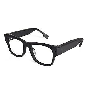 Video Glasses Cam, Fenleo Smart Live Streaming Glasses FHD 1080P Cap Hidden WIFI Camera