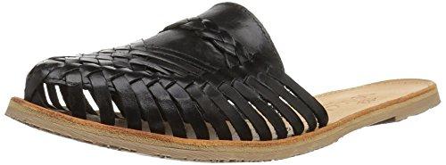 Sandal Flat Baines Black Sbicca Women's Ctqp4T