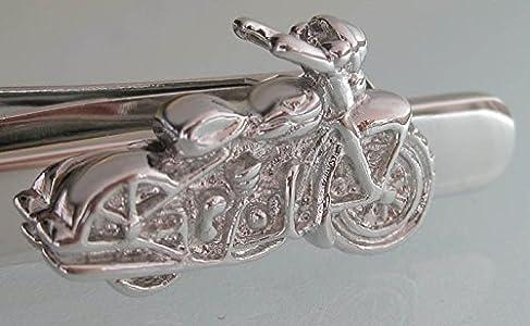 Para motos alfiler de corbata alfiler de corbata con corto 5,1 cm ...