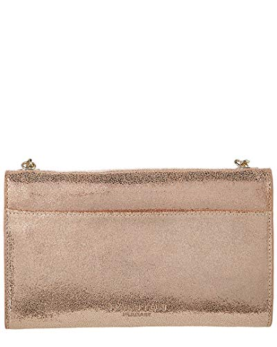 Small On Heritage Wallet Halston Chain Convertible Leather zwZqWHS