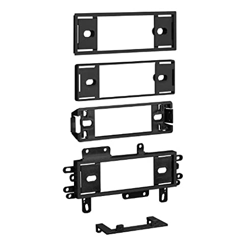 Metra 99-5510 Installation Multi-Kit for Select 1982-up Ford/Mercury/Jeep Vehicles (Black) - Ford Installation Kit