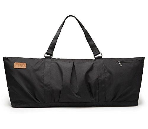 Elenture Extra Large Yoga Mat Bag Sports Gym Tote Pilates Bag Carry All Kit Bag
