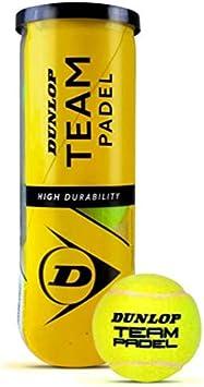 Dunlop Pelotas Padel Team Padel Caja 24 Botes