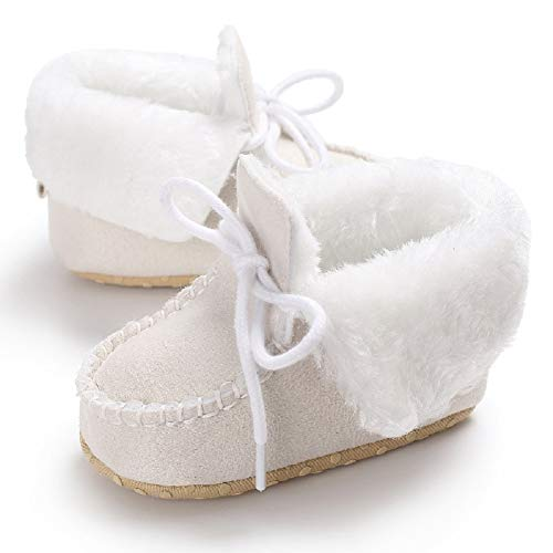 Pictures of Fnnetiana Strappy Baby Snow Boots Winter Babies 2
