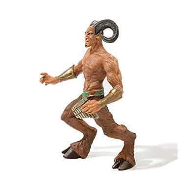 Safari 100077 Mythical Realms Satyr Minature: Toys & Games