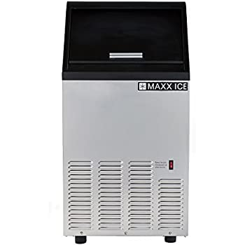 Amazon Com Maxx Ice Mim75 Self Contained Ice Maker 75