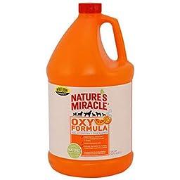 Nature\'s Miracle Stain & Odor Remover, Orange Oxy, Gallon (5162)