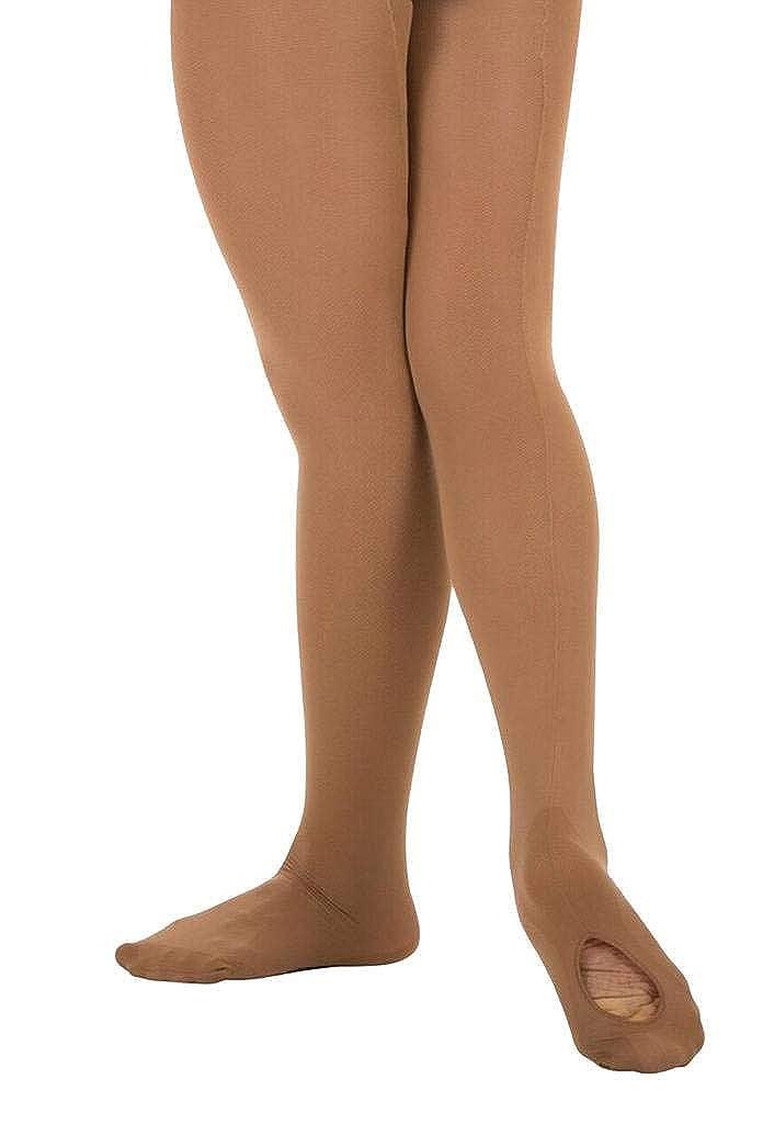 Body Wrappers PANTS ガールズ B07CHXLL69 ダーク ヌード 43750