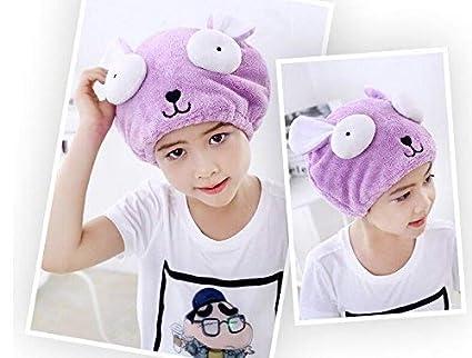 Toallas de baño secador de toallas de secado rápido para niñ