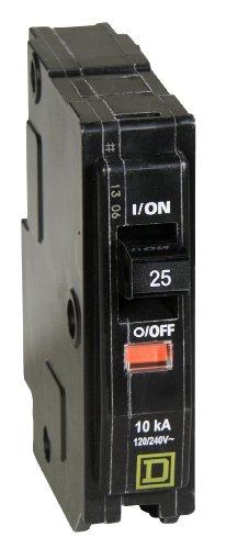 Qo Single Pole Circuit Breaker - 8