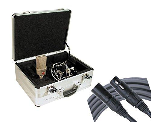 Cable Neumann Microphones (Neumann TLM 103 Set Cardioid Condenser Microphone + Mogami Cable)