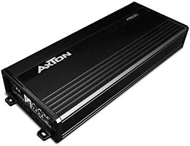 Axton A500 5 Kanal Verstärker 4 X 80 Wrms 200 Wrms Elektronik