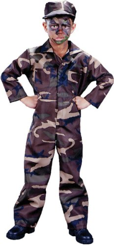 [Soldier Costume Child Med] (Kids Convict Costume Ideas)