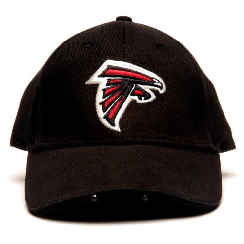 NFL Atlanta Falcons Dual LED Headlight Adjustable Hat