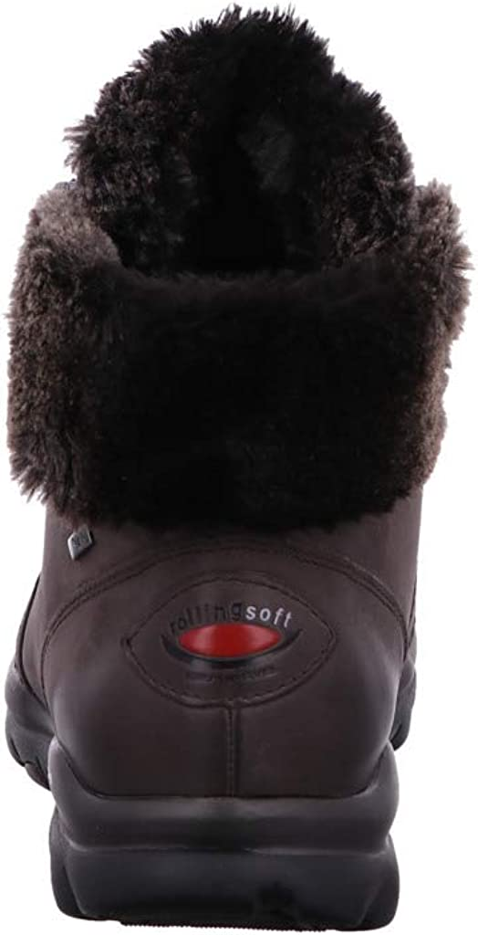 Gabor Shoes Rollingsoft, Botines para Mujer Gris Vulcano Mel 29 1clwf