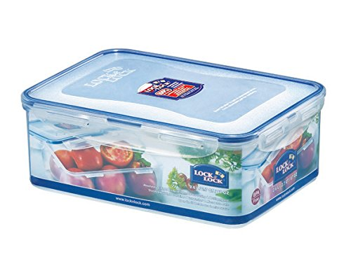 LOCK & LOCK Airtight Rectangular Food Storage Container 87.92-oz / 10.99-cup (Lock & Lock Rectangular Cup)
