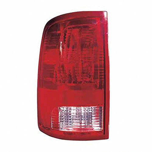 (HEADLIGHTSDEPOT Tail Light Compatible with Ram 1500 2500 3500 Left Driver Side Tail Light)