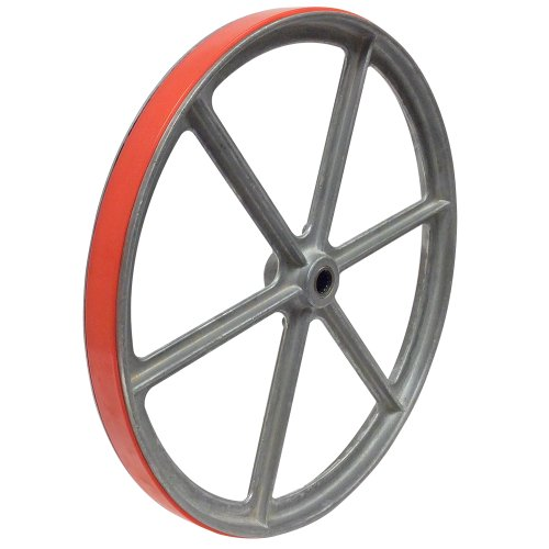 URETHANE BAND SAW TIRES 1'' WIDE BY 12'' DIAMETER by Sulpher Grove Tool (Image #2)