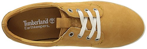 1 Ox Mujer EK Timberland Multicolor Zapatillas Multicolour Wheat Glstbry Wheat 7Hn6qZw