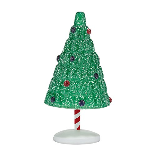 Gumdrop Christmas Tree - Department 56 Village Gumdrop Park Christmas Tree Accessory, 5.91 inch