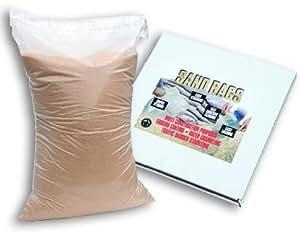 Hercules Poly Sandbags Gov-Spec Self-Sealing 50 Count
