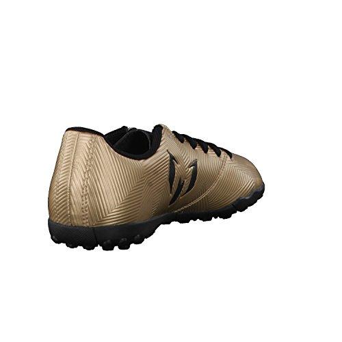 adidas MESSI 16.4 TF J - Botas de fútbol Línea Messipara niños, Bronce - (COBMET/NEGBAS/VERSOL), 28