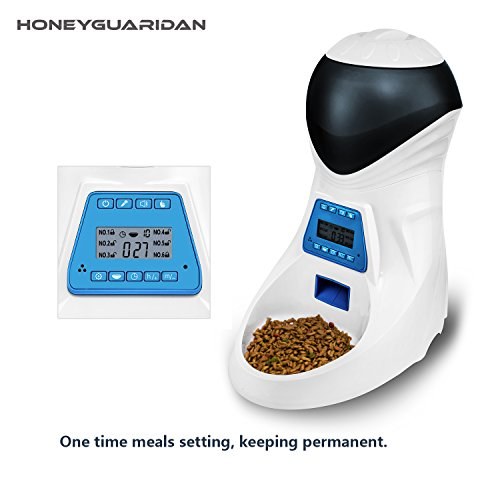 Denden Honeyguarida N A26 Automatic Pet Feeder With Voice