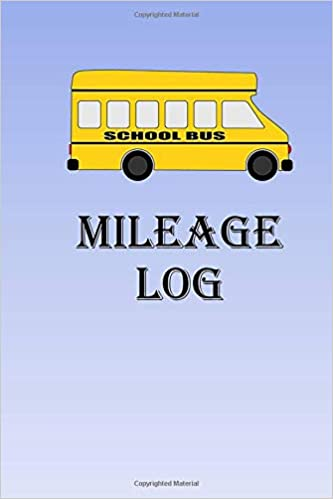 amazon mileage log record your travel miles in this mileage log