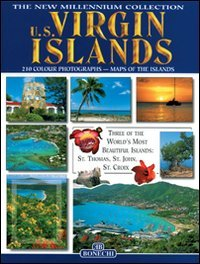 U.S. Virgin Islands (New Millennium Collection: The Americas) Paperback – June 3, 2010 Bonechi Guides 8847610737 VIB8847610737 Travel & holiday guides