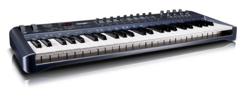 M-Audio Oxygen 49 MK III 49-Key USB MIDI Keyboard Controller (OLD MODEL) (M Audio Axiom 49 Key Usb Midi Controller)