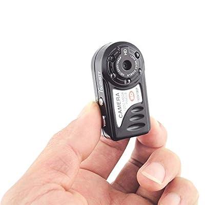 Toughsty™ 1920x1080P HD Mini DV Camcorder Hidden Camera Video Recorder Security DVR Size 45x22x16mm