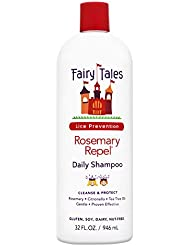 Fairy Tales Rosemary Repel Daily Kid Shampoo for Lice Prevention - 32 oz