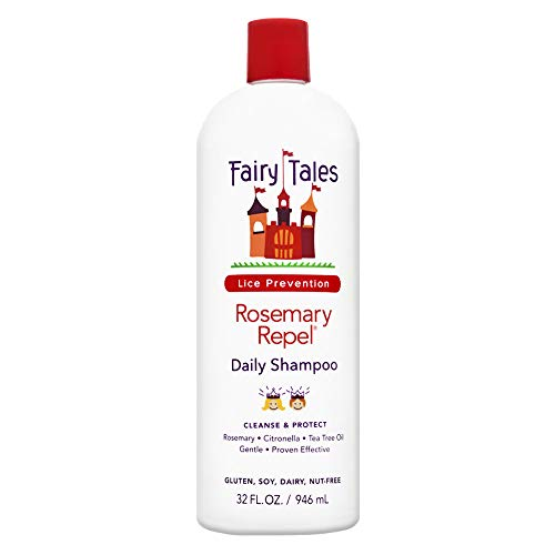 Fairy Tales Rosemary Repel Daily Kid Shampoo for Lice Prevention - 32 Fl. Oz