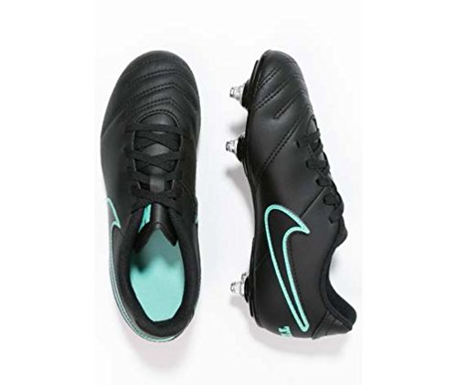 best cheap fdc45 31b08 Chaussures De Nike Noir Gar Rio Football Iii Tiempo Jr On Sg