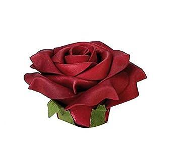 4 X Tischdeko Rose Rot Aus Foam O 8 Cm Tischdeko Hochzeit Liebe
