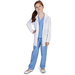 Doctor Child Dress Up Costume M (8-10)
