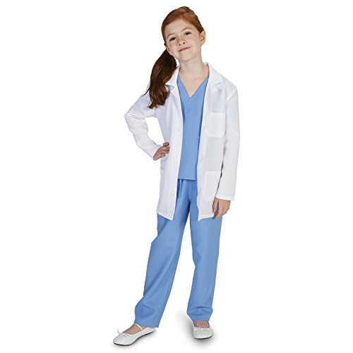Doctor Child Dress Up Costume M