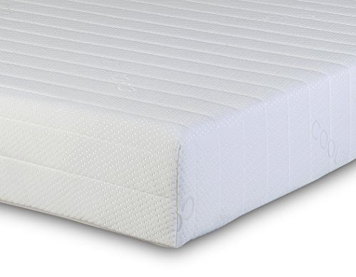 Visco Therapy Memory Foam and Reflex 3 Zone Rolled Mattress with Quilted...