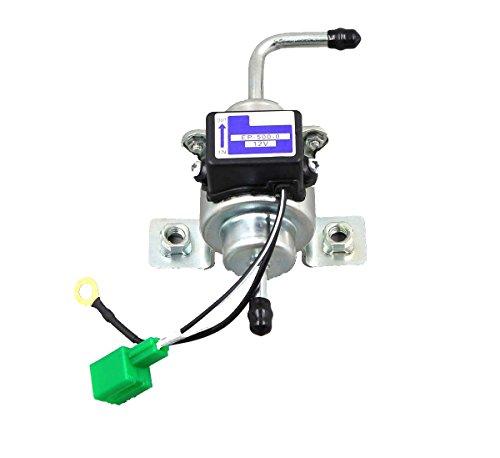 GooDeal 12V Universal Low Pressure Gas Diesel Electric Fuel Pump 1/4 Tubing 3-5 ()