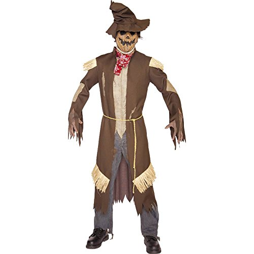 Scare Crow Costumes (Deathcrow Adult Costume)