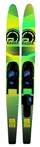 (Radar 59 - Origin Combos w/Adj Horseshoe Bindings - Green/Yellow (2017))