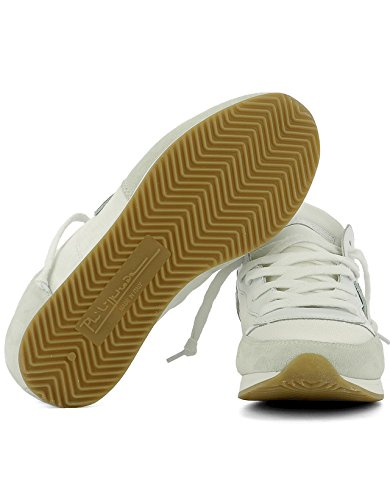 Philippe Model Sneakers Donna TRLDWX62 Tessuto Bianco