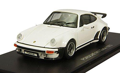 1/43 ポルシェ 911 ターボ 50周年限定 (ホワイト) KS05524W